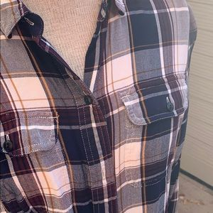 Madewell classic button down